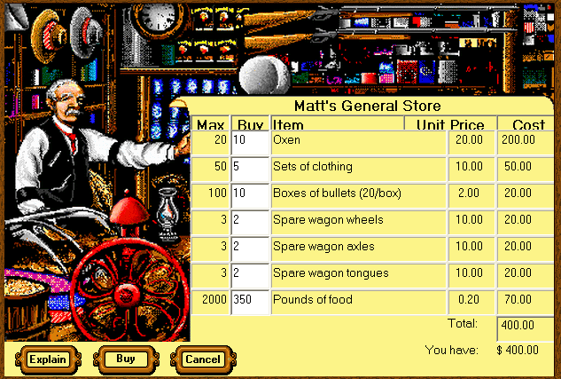 4 easy unethical steps to beating the oregon trail kloipy speaks